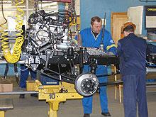ЗМЗ в 2010 году увеличит производство на 42%