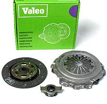 Компания «АИС-Автозапчасти» предлагает экономить 200 грн., меняя к весне комплект сцепления на Valeo