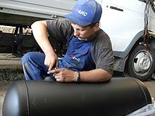 Что происходит с ценами на автомобильный газ?