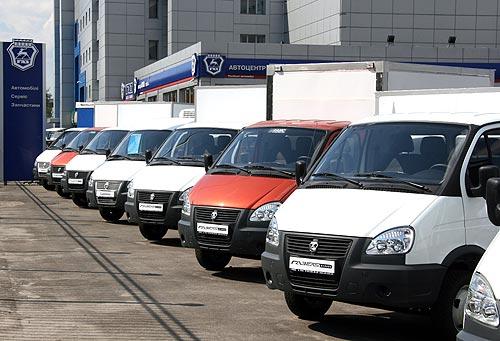 Стартовала грандиозная распродажа техники ГАЗ 2011 года выпуска с экономией до 24 390 грн. - ГАЗ
