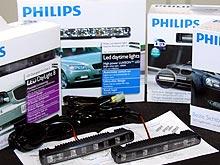 В сети «АИС» можно купить и установить автомобильное освещения Philips