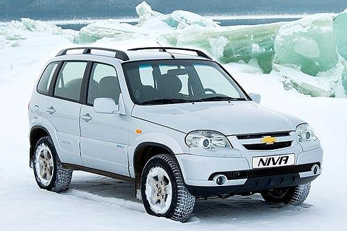 � ������� ���������� ������� ����� ������������ Chevrolet Niva - Chevrolet
