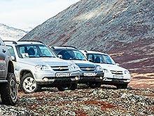 Chevrolet Niva предлагает полный привод всего за 259 900 грн. - Chevrolet