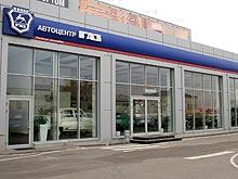 В Киеве на Балтийском начал работу обновленный автосалон ГАЗ