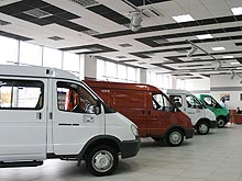 ГАЗель вернула себе титул самого популярного коммерческого автомобиля в Украине - ГАЗель