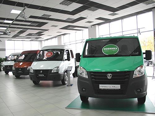 Купить ГАЗель Бизнес или ГАЗель Некст можно c выгодой до 79 000 грн. - ГАЗ