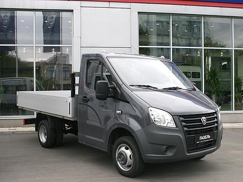 Покупатели ГАЗ 2017 г.в. экономят до 56 000 грн. - ГАЗ