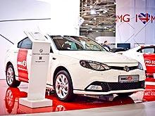 MG увеличивает свое присутствие в Украине и расширяет дилерскую сеть