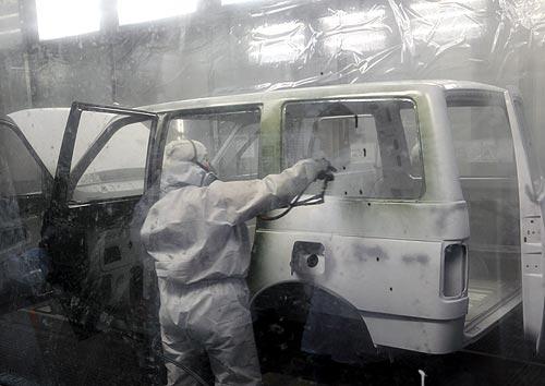 Наш репортаж: Военные тайны УАЗа