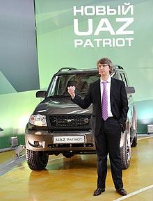 Новый UAZ Patriot: ищем 10 отличий