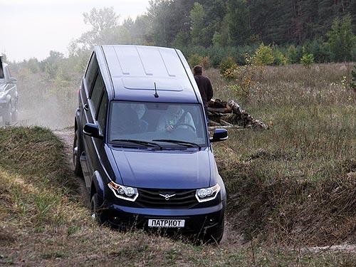 Покупатели УАЗ экономят до 60 000 грн. - УАЗ