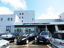 СТО на Балтийском стала лучшим Центром по ремонту кузовов в Украине - СТО