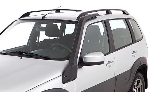 Chevrolet Niva открывает новый сезон охоты с новой комплектацией - Chevrolet