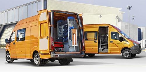На коммерческую технику ГАЗ выгода достигает 60 000 грн.