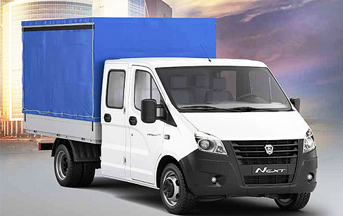 Покупатели ГАЗель NEXT в октябре экономят до 56 600 грн. - ГАЗ