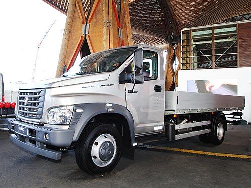 Украинский рынок грузовиков в ноябре вырос на 79%