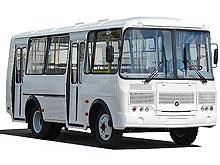 В Украине стартовали продажи новой линейки автобусов ПАЗ Евро-5