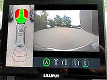 УАЗ Патриот обзавелся системой кругового обзора и помощи водителю