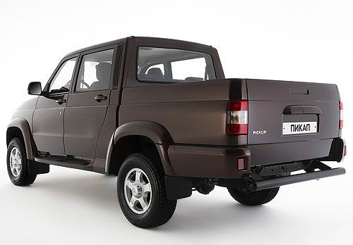 Выгода на УАЗ Патриот Пикап достигает 88 000 грн. - УАЗ