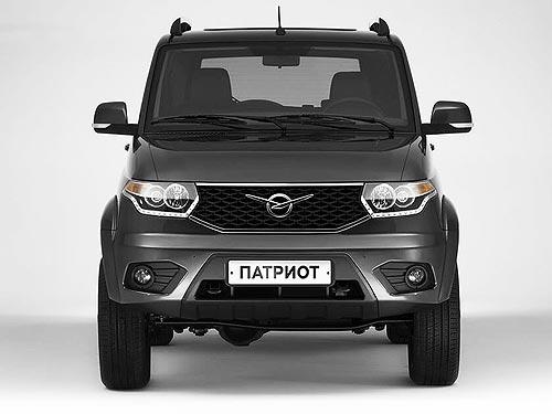 Скидки на УАЗ Патриот достигают 65 000 грн. - УАЗ