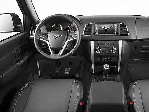 В Украине будет доступен обновленный УАЗ Патриот - УАЗ