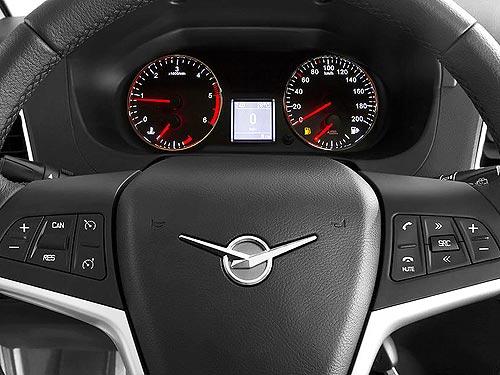 В Украине стартовали продажи обновленного УАЗ Патриот - УАЗ