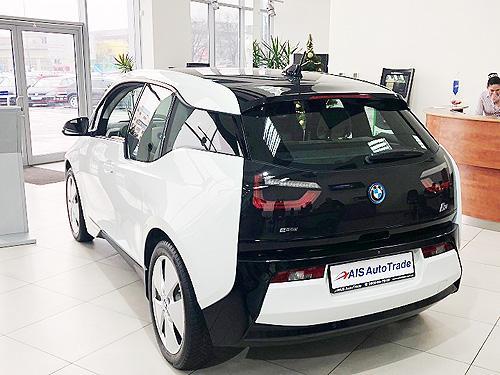 AIS Autotrade расширяет модельный ряд предлагаемых электромобилей - электромобил