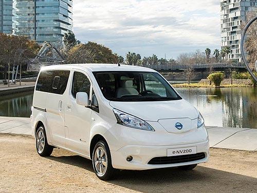 В Украине стартовали продажи коммерческих электромобилей - электромоб
