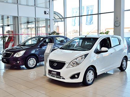Купить новый автомобиль в АИС можно в кредит по ставке от 0,1% годовых - кредит