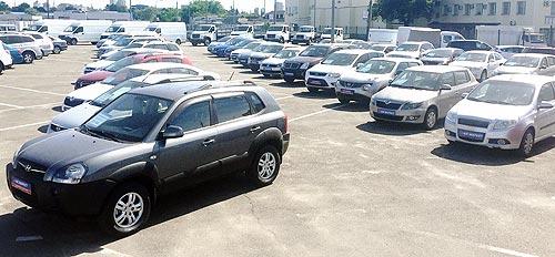 В Украине открылась крупная площадка по продаже б/у автомобилей - б/у