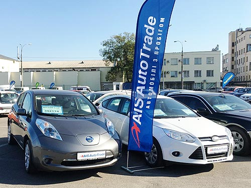 В Украине стартовала акционная распродажа автомобилей с пробегом