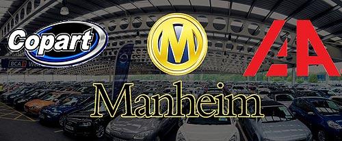 Украинский импортер заключил соглашение с официальными представителями американских авто аукционов - аукцион