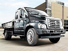 В Украине стартовали продажи 7-ми местной версии ГАЗон Next