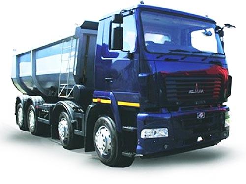 АИС расширяет линейку предлагаемых грузовых автомобилей МАЗ - МАЗ