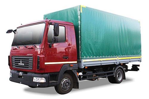 В Украине расширяется производство надстроек для грузовых автомобилей - МАЗ