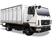 В Украине разработали новую модель грузовика - МАЗ