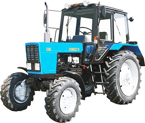 Еще один крупный автотрейдер масштабно занялся тракторами - АИС