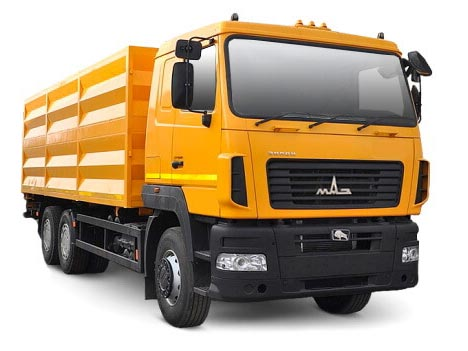 Рынок грузовиков в Украине в феврале снова сократился