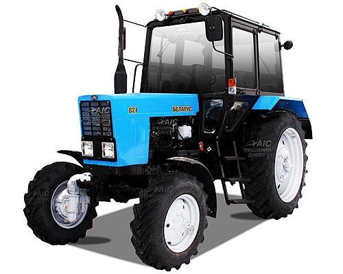 Для тракторов BELARUS доступна лимитированная тюнинг-версия - BELARUS