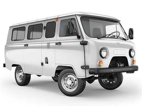 «Буханка» УАЗ-450 отмечает 60-летие - УАЗ
