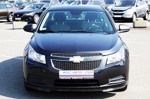 В Украину поставили партию Chevrolet Cruze из США по цене от $ 8 244 - Chevrolet