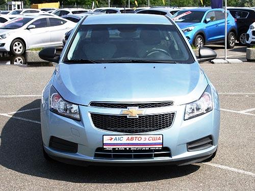 Chevrolet Cruze с пробегом доступен в кредит от 66 грн. в день с выгодой до 33 000 грн. - Chevrolet