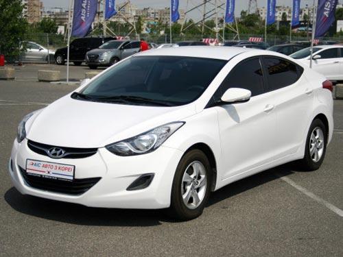 В Украину расширили ассортимент поставок б-у авто из Кореи