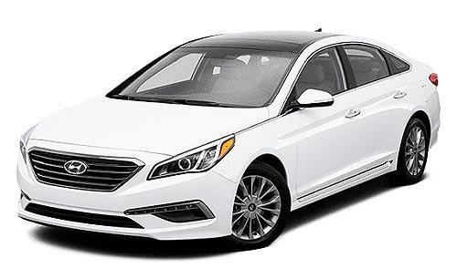 В Украине можно заказать газовую Hyundai Sonata с пробегом из Кореи по цене около $9 тыс.