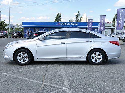 В Украине можно заказать Hyundai Sonata с ГБО из Кореи по цене от 259 900 грн. - Hyundai