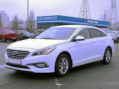 В Украину поставлена свежая партия автомобилей с пробегом из Южной Кореи - пробег