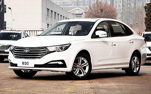 В Украине стартовала распродажа FAW B30 на «автомате» 2019 г.в. по цене от 263 900 грн.