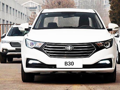 FAW B30 AT распродают по акционной цене 273 900 грн.