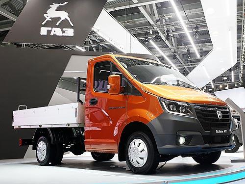 ГАЗ представил новое поколение ГАЗель NN