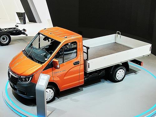 ГАЗ представил новое поколение ГАЗель NN - ГАЗ